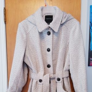 Long Maurices winter coat